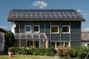 Wärmepump und Photovoltaik - Foto Dena