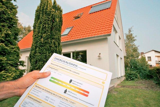 Energieeffizienter Neubau - Foto Dena